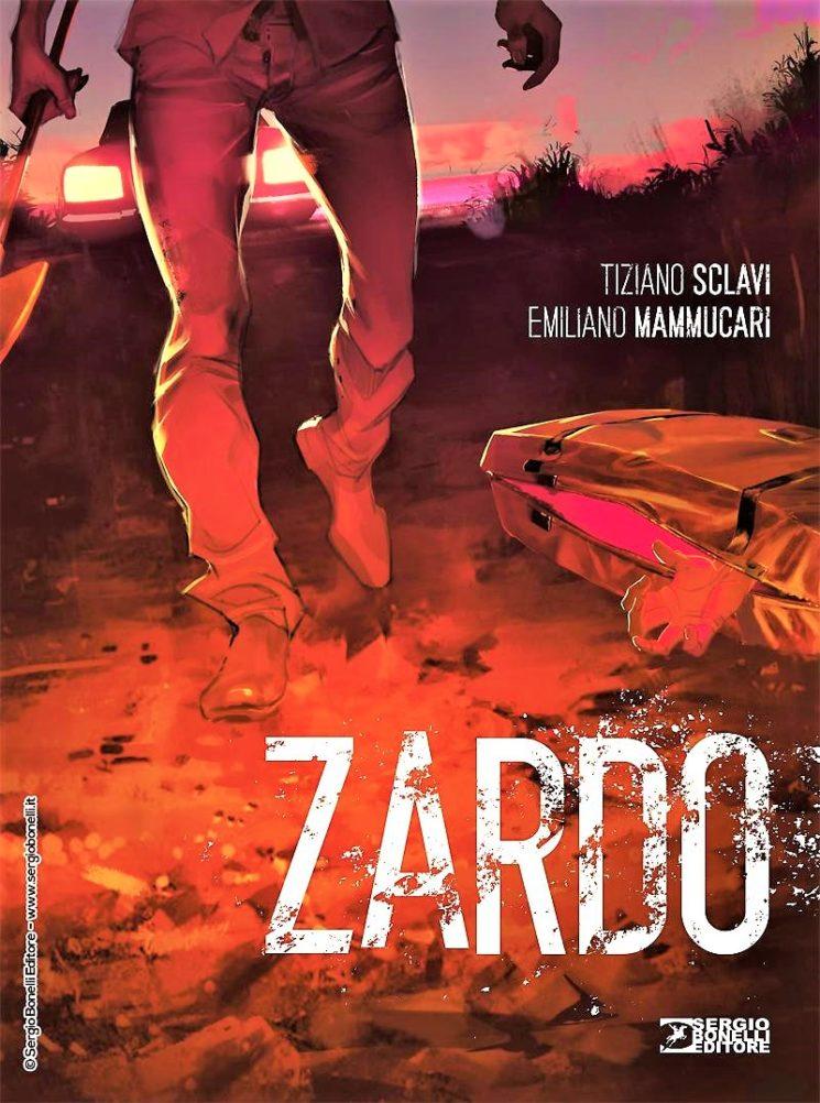 """""""ZARDO"""" di Tiziano Sclavi, Sergio Bonelli Editore"""