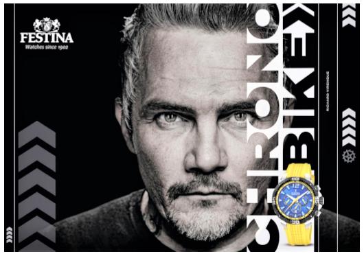 Festina: nuova Chrono Bike Collection