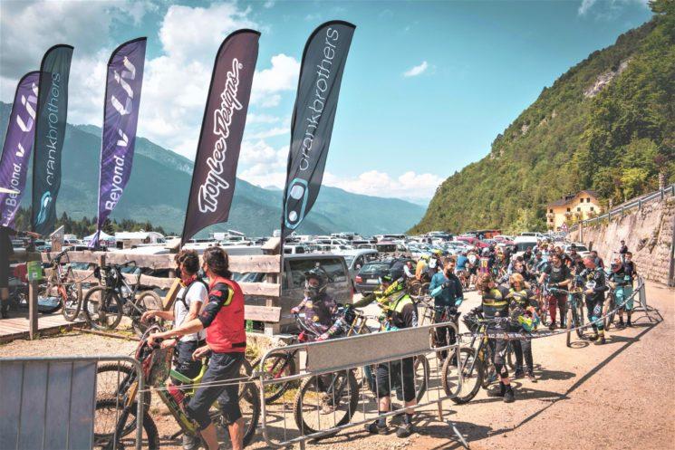 Crankbrothers sceglie la Paganella Bike Area