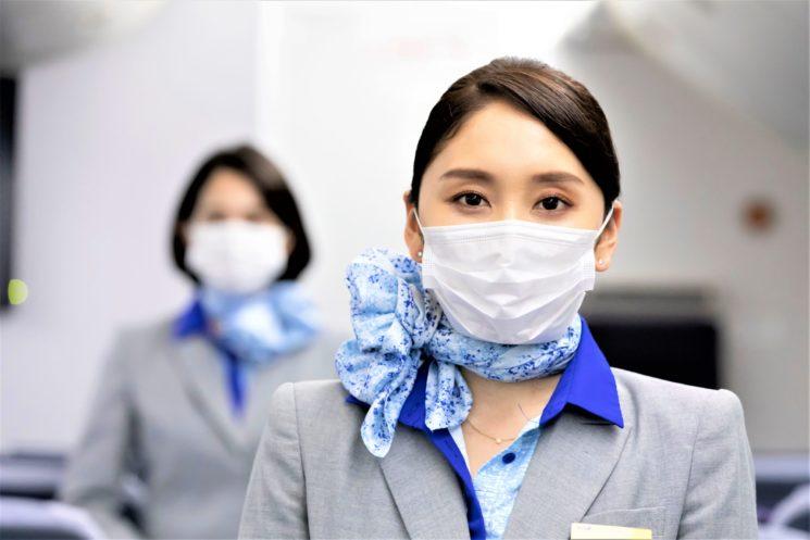 Ana Care promise: nuovo standard di sicurezza e pulizia per i voli aerei