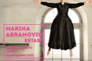 Marina Abramović / Estasi dal 5 settembre a Napoli