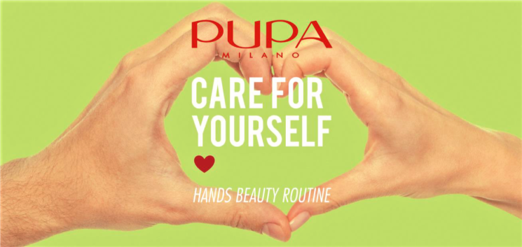 PUPA: Care for Yourself, nuova hands beauty routine