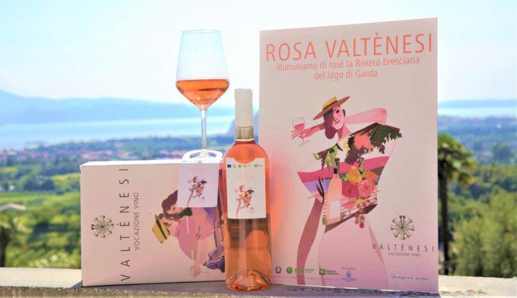 """""""Valtènesi"""": dal 3 agosto il lago di Garda si illumina di """"rosé"""""""