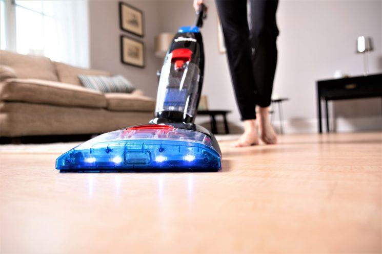 Vileda JetClean per le pulizie di casa più veloci e meno faticose