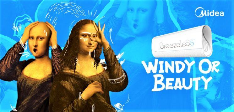 Campagna Midea #Windyorbeauty