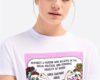 Alcott: una t-shirt a sostegno delle donne