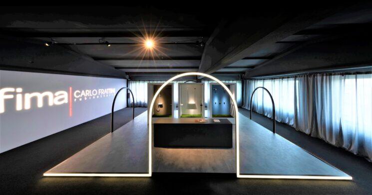 Fima Carlo Frattini: nuovo showroom aziendale
