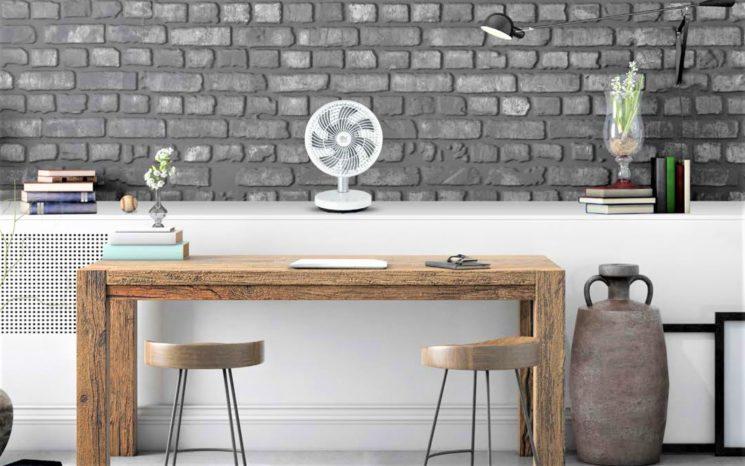 Nordik Mio, il ventilatore da tavolo pratico e silenzioso