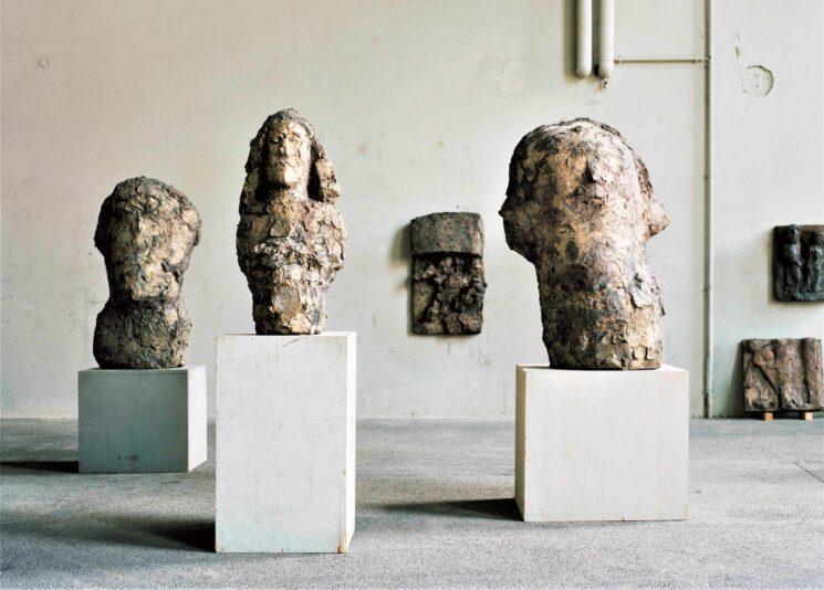 Hans Josephsohn: al MASI (Lugano) una mostra nel centenario della nascita
