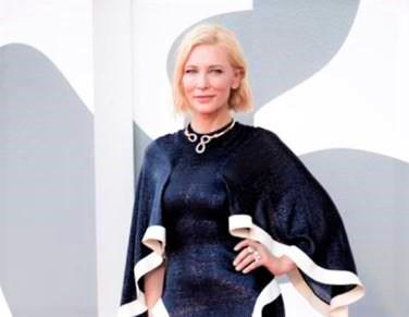 Venezia 77: Kérastase per Cate Blanchett al red carpet di apertura