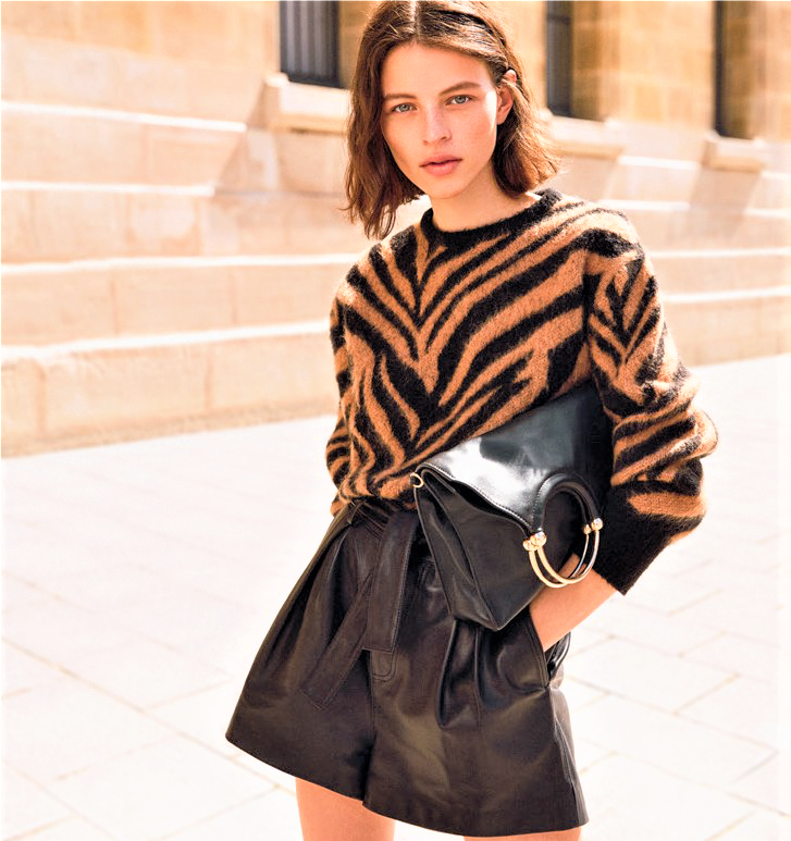 Claudie Pierlot: nuova capsule collection FW 2020 Back in Town