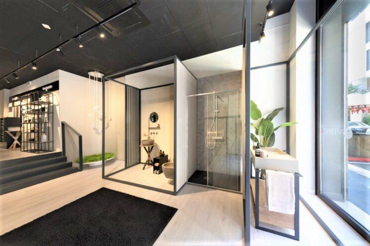SOLFERINO lab – the Italian Bathroom design apre nel cuore di Brera