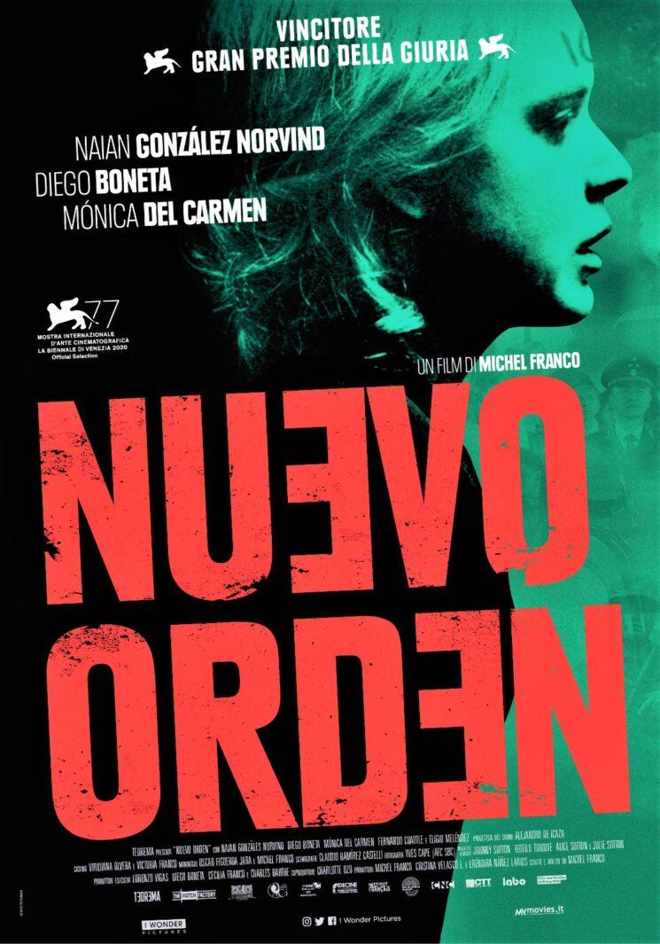 """A """"Nuevo orden"""" di Michel Franco il Leone d'Argento Gran Premio della Giuria nella Selezione Ufficiale"""