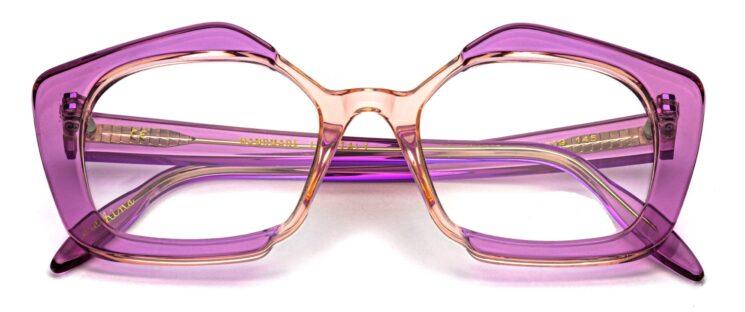 Nuova collezione vista in acetato Saraghina Eyewear