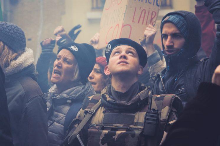 """""""La Troisième Guerre"""", il film di Giovanni Aloi presentato a Venezia 77"""