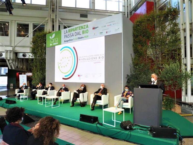 SANA RESTART a BolognaFiere: presentati numeri e prospettive del settore