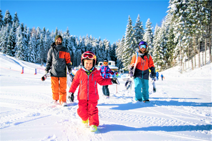 Paganella, dove i bambini vanno in vacanza con mamma e papà