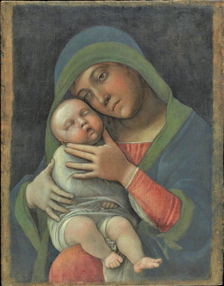 """""""Mantegna ritrovato"""" al Museo Poldi Pezzoli di Milano"""