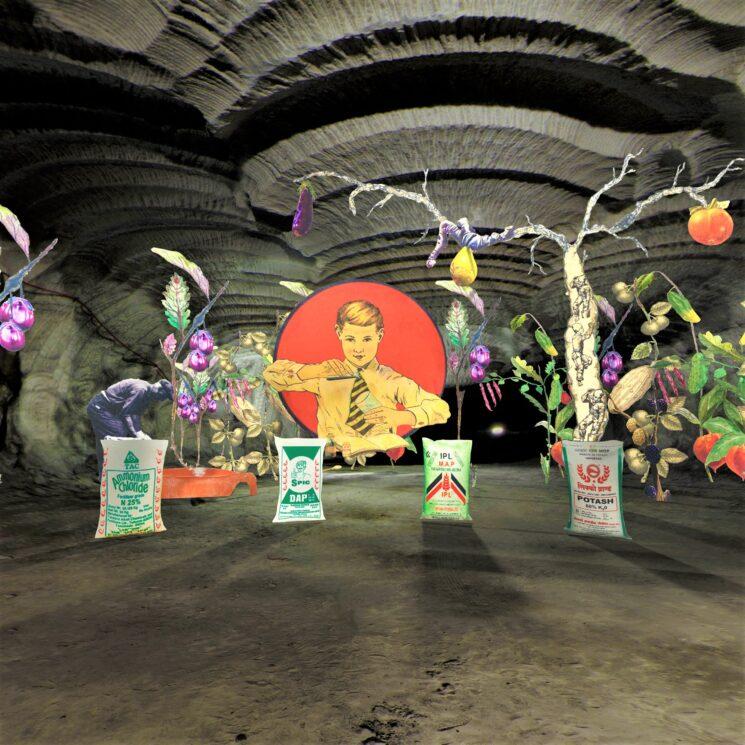 """Al Museo MA*GA dal 10 ottobre al 13 dicembre 2020 la mostra di Marzia Migliora """"Lo spettro di Malthus"""""""