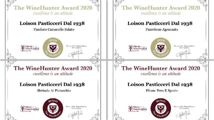 Merano Wine Festival: a Loison 4 WineHunter Award