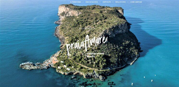 Al via il nuovo sito di Praia A Mare