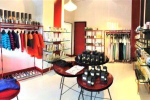 L'Arabesque pop-up store