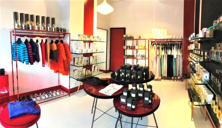 L'Arabesque pop-up store