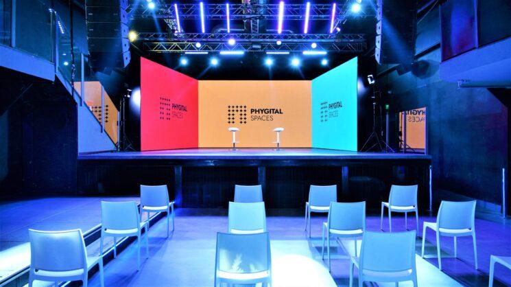 Phygital Spaces, il nuovo modo di fare eventi a Milano