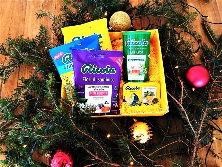 A Natale le golose idee regalo firmate Ricola