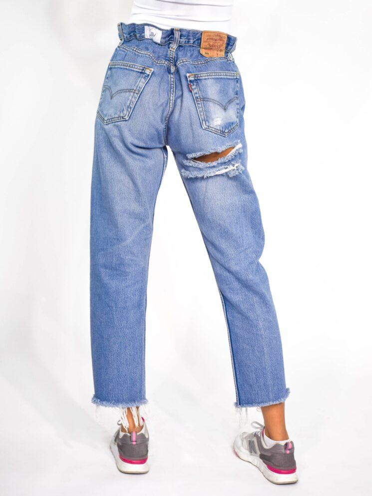 Je suis Vintage: nuova vita ai jeans