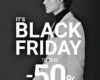 Gutteridge: al via l'esclusivo Black Weekend e Cyber Monday