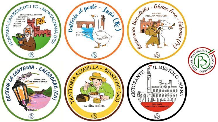 Unione Ristoranti Buon Ricordo: 6 new entries e le nuove specialità di 4 locali. Pubblicata la Guida 2021