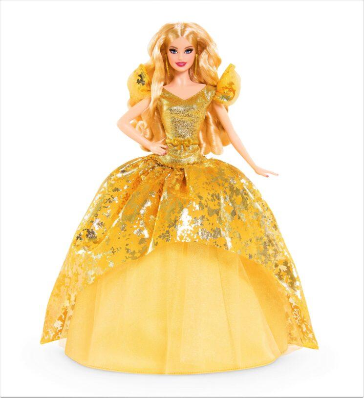 Barbie Magia delle Feste: un must have scintillante sotto l'albero!