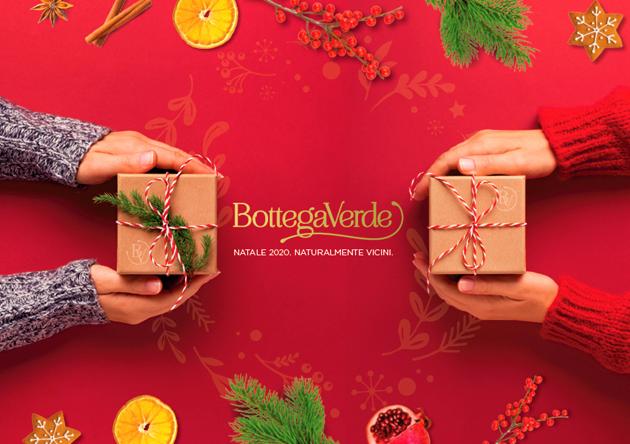 """Bottega Verde: a Natale """"Naturalmente Vicini"""""""