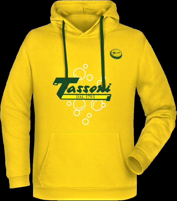 L'esclusiva felpa Tassoni in limited edition in vendita su www.tassonishop.it