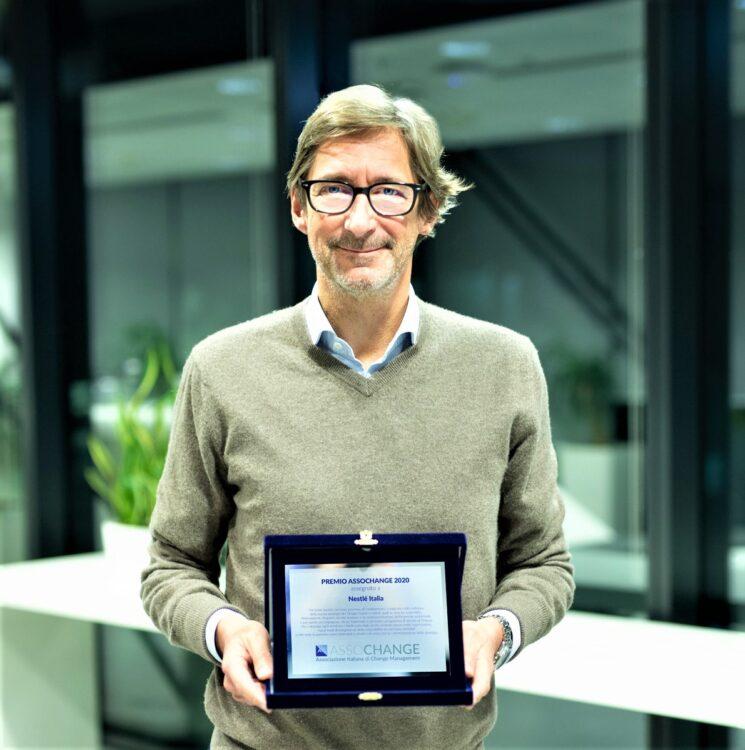 A Nestlé Italia il Premio Assochange 2020