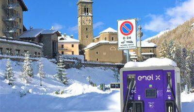 Enel X e Alpine Pearls insieme per l'elettrico