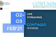 Contagio congresso in live streaming - 2/3 Febbraio 2021