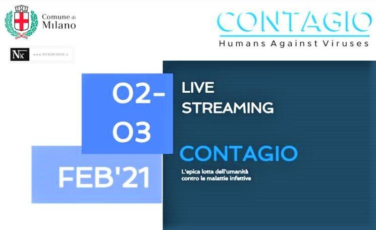 Contagio congresso in live streaming – 2/3 Febbraio 2021