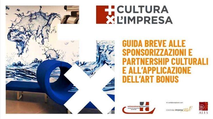 + Cultura x l'Impresa: Unioncamere Lombardia promuove due nuovi strumenti culturali gratuiti