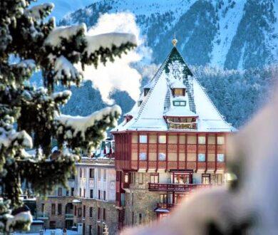 Badrutt's Palace Hotel di St. Moritz: restyling realizzato da Champalimaud Design