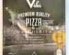 Premium Quality Pizza Margherita Gourmet di Vibi, il nuovo marchio di Castello Monte Vibiano