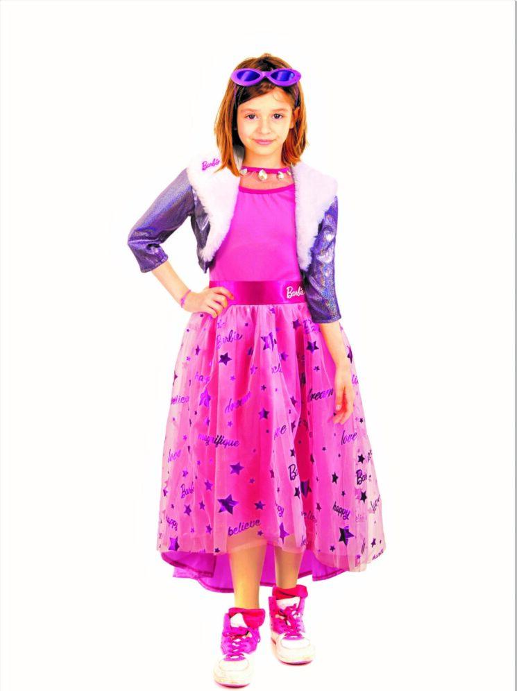 A Carnevale tanta allegria con i costumi Barbie by CIAO