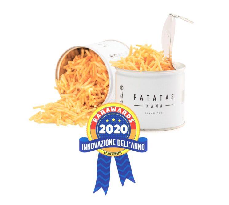 Ai Fiammiferi di Patatas Nana i Barawards 2020