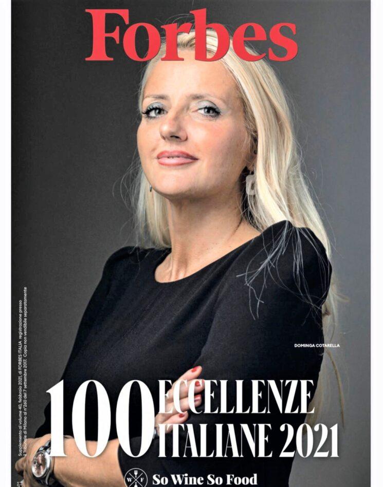 """Loison tra le """"100 Eccellenze italiane 2021"""" selezionate da Forbes"""