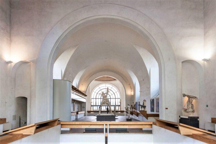 Il Museo Marino Marini di Firenze invitato a partecipare alla Bihar Museum Biennale 2021