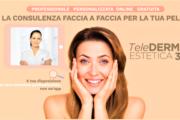 Con TELEDERMOESTETICA 3D Dermophisiologique augura alle donne un buon 8 marzo