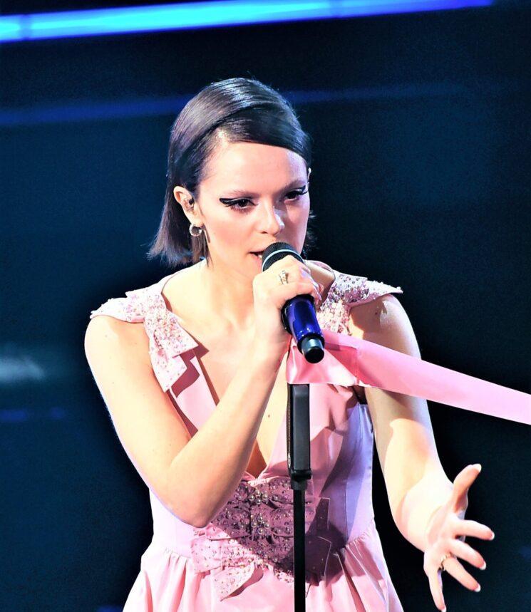 Festival di Sanremo: l'hairlook super sleek firmato Cotril di Francesca Michielin