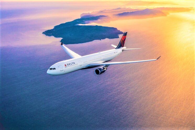Delta e l'obiettivo di un'aviazione a impatto zero: azioni e progetti