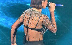 1ª serata Festival di Sanremo: il nuovo hairlook di Francesca Michielin